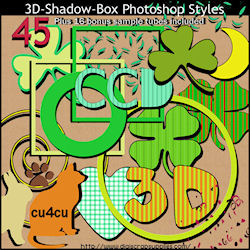 3D PS STYLES