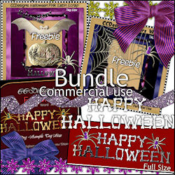 Halloween expired freebies bundle 50cents
