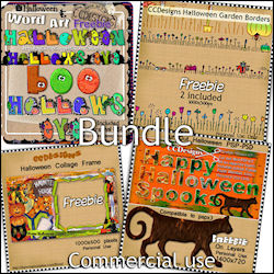 Bundle Halloween 50 cents