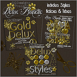 Delux bundle actions styles tubes