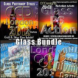 Glass bundle cu4cu