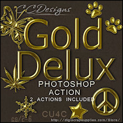 Gold delus ps action