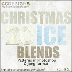 Ice blend pattern preset pack