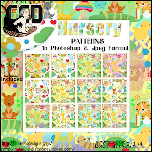 Nursery patterns