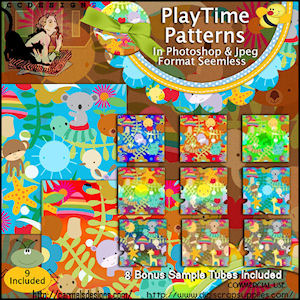 Playtime patterns
