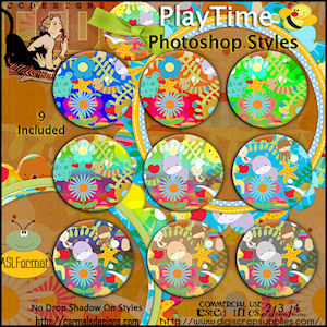 playtime ps styles