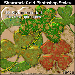 Shamrock ps styles