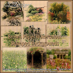 Brown paper stamp papers 99 cents cu4cu