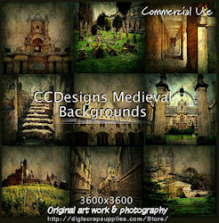 Medieval papers cu4cu 99cents