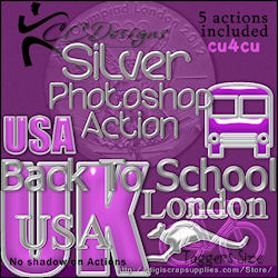 Silver taggers  ps actions