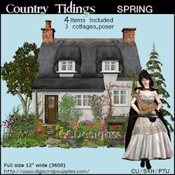 Country tidings spring