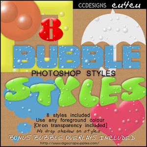 Bubble ps styles